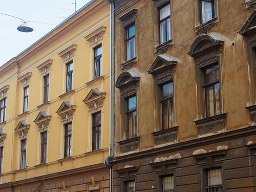 Fassadenschutz